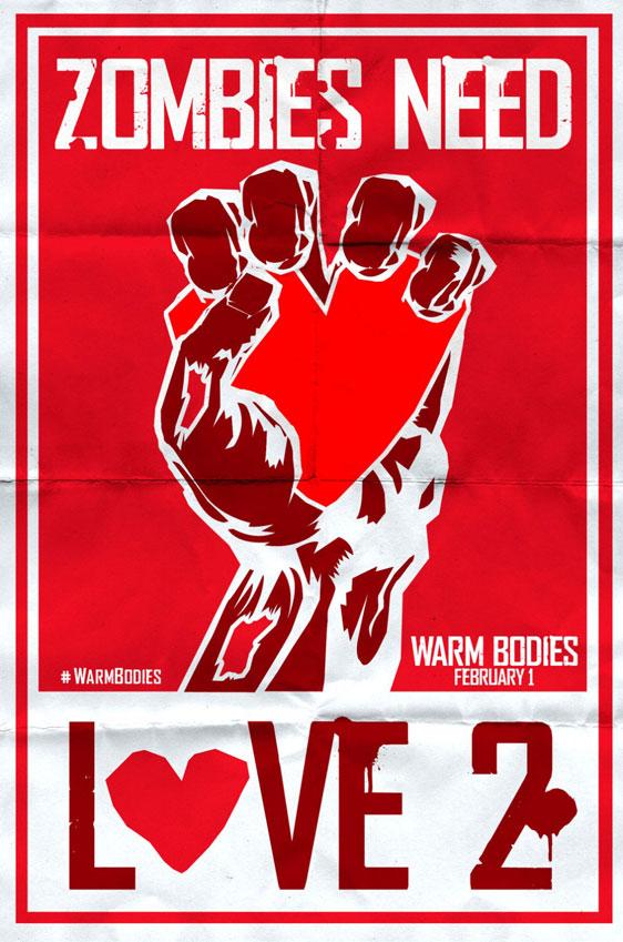 Warm Bodies Poster #10