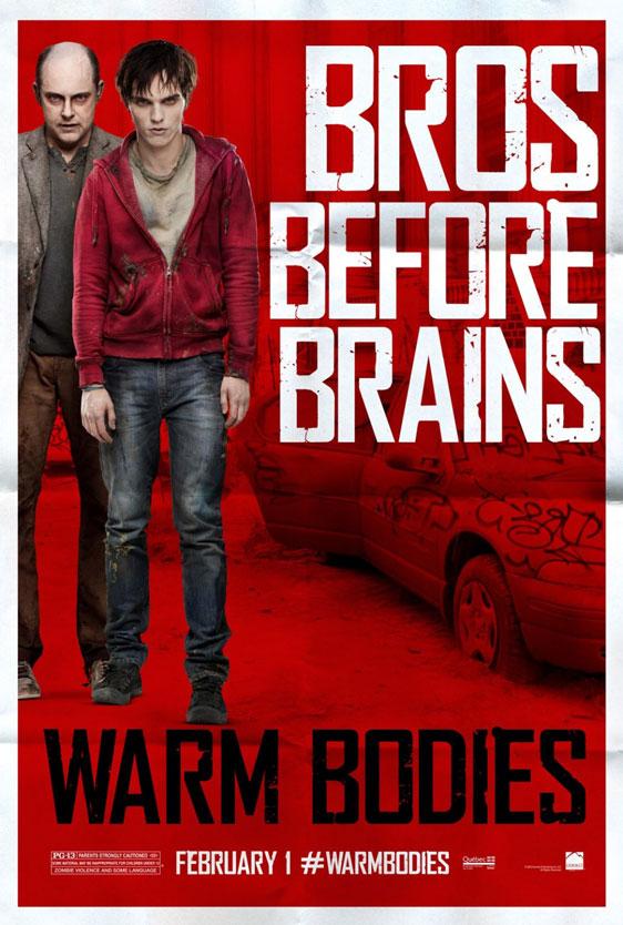 Warm Bodies Poster #5