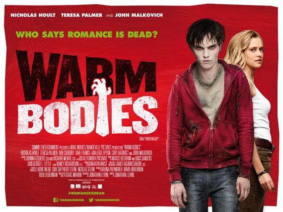 Warm Bodies Poster #9