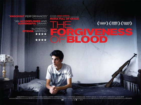 The Forgiveness Of Blood Poster #2