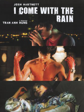 I Come with the Rain Poster #3