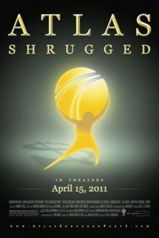 Atlas Shrugged: Part I Poster #1