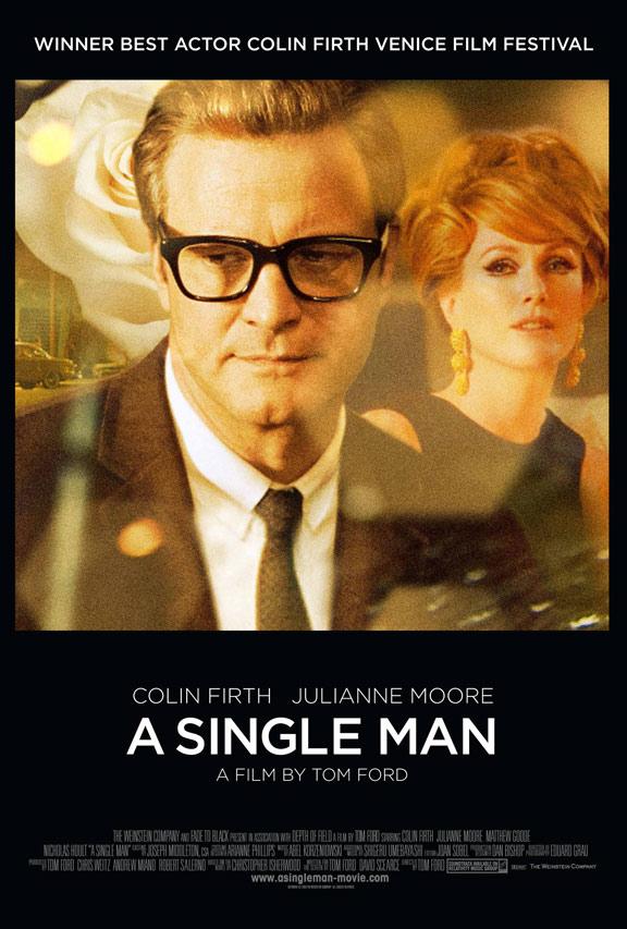 A Single Man Poster #2