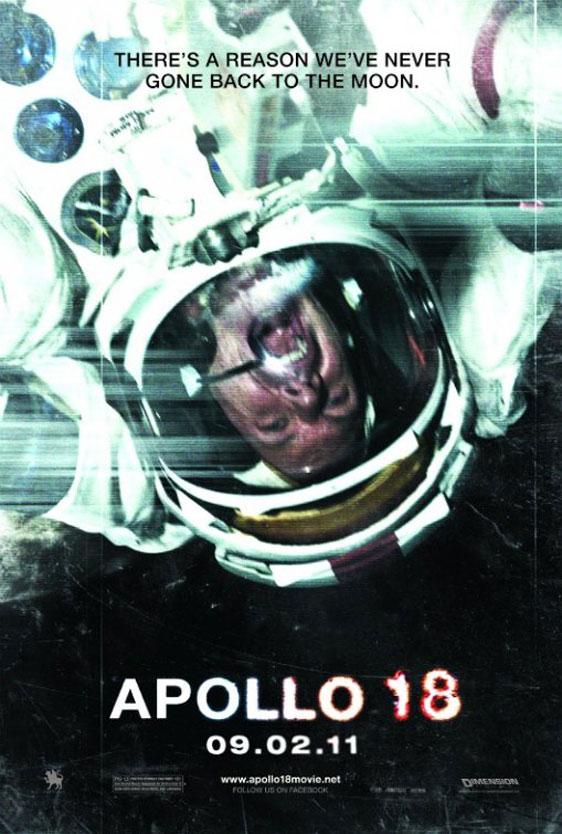 Apollo 18 Poster #3