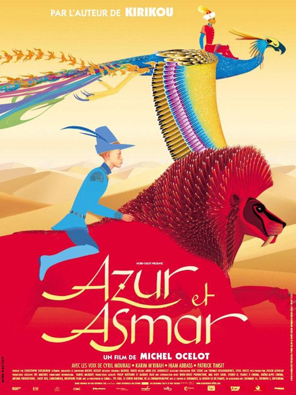 Azur & Asmar Poster