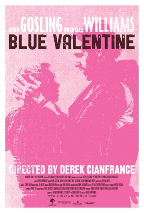 Blue Valentine Poster #2