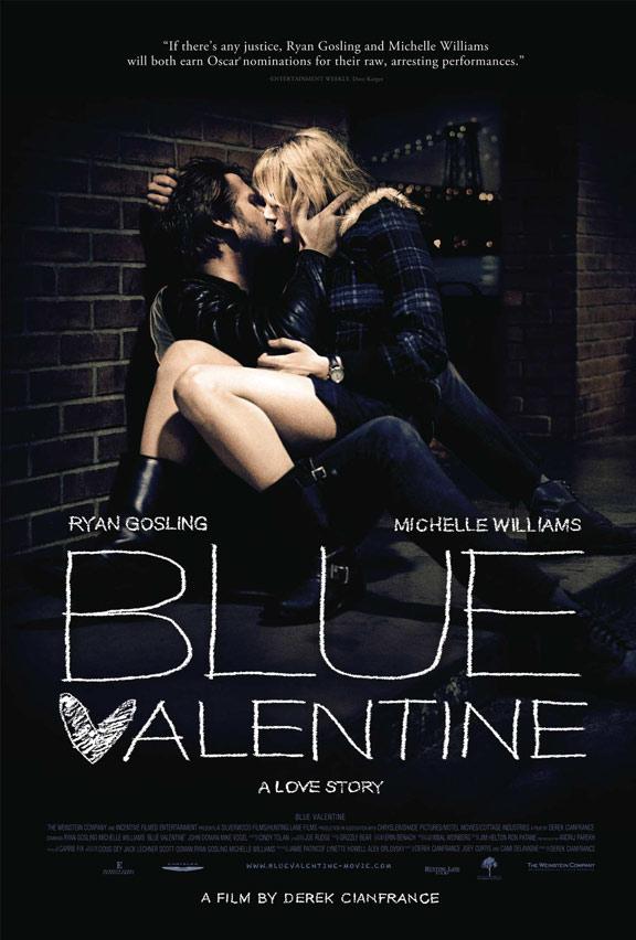 Blue Valentine Poster #3