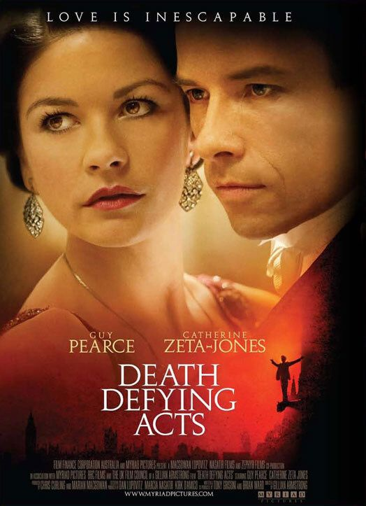Death Defying Acts Poster