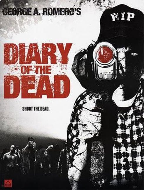 George A. Romero's Diary of the Dead Poster #2