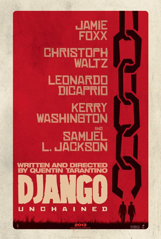 Django Unchained Poster #2