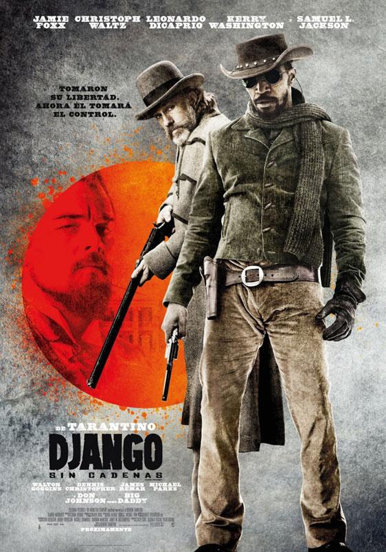 Django Unchained Poster #8
