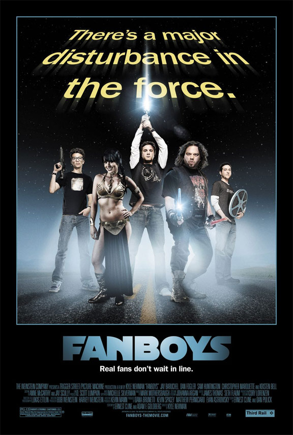 Fanboys Poster #3