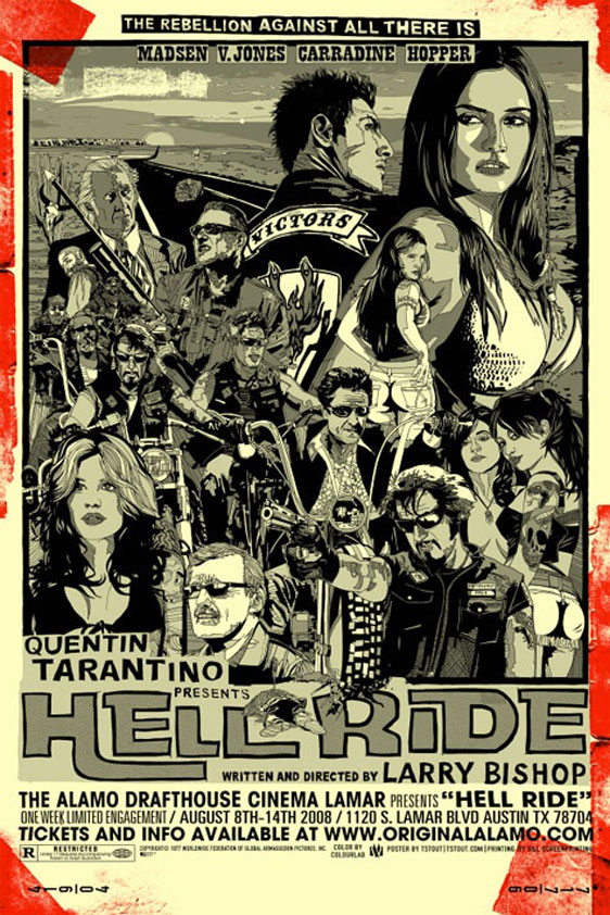 Hell Ride Poster #2