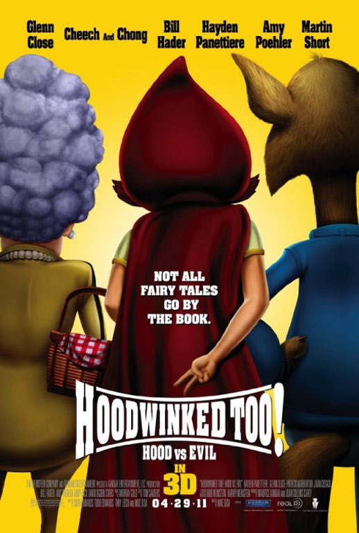 Hoodwinked Too! Hood vs. Evil Poster #4