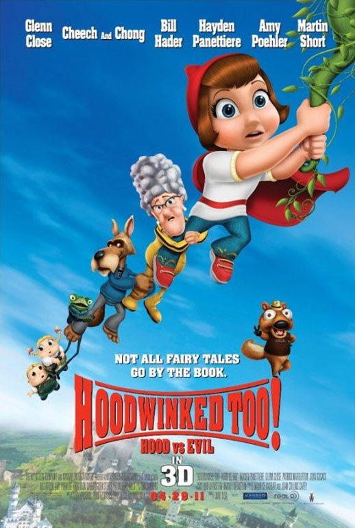 Hoodwinked Too! Hood vs. Evil Poster #5