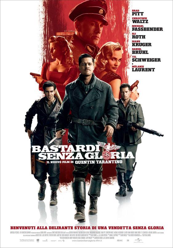 Inglourious Basterds Poster #10