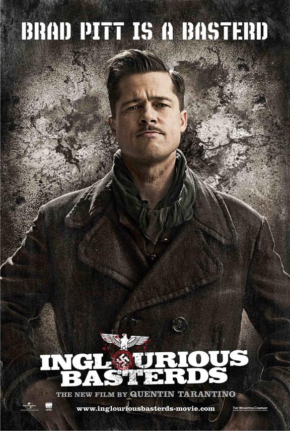 Inglourious Basterds Poster #11