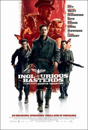 Inglourious Basterds Poster #13
