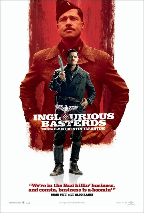 Inglourious Basterds Poster #14