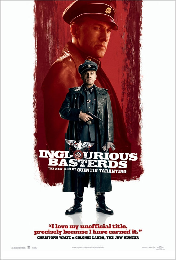 Inglourious Basterds Poster #15