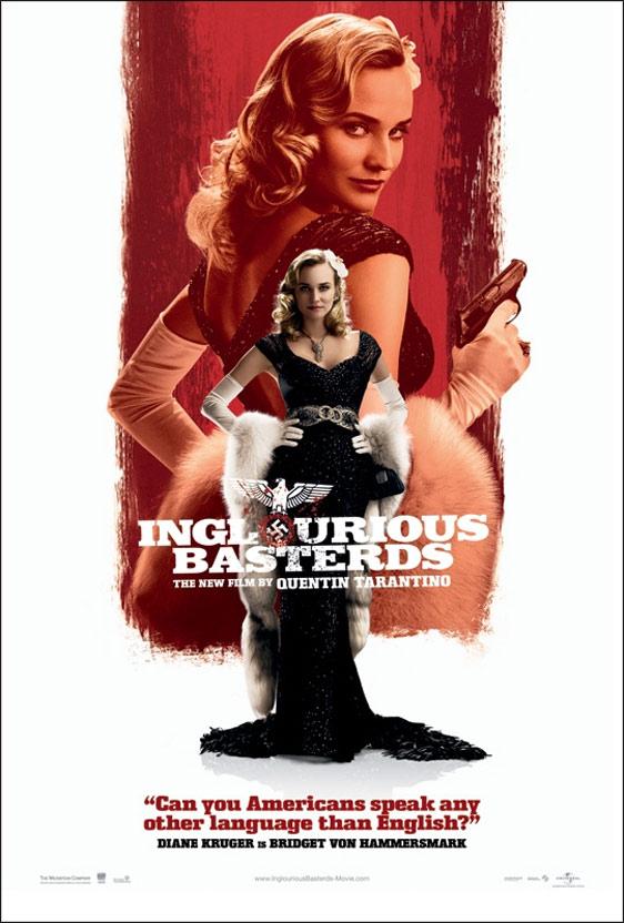 Inglourious Basterds Poster #16