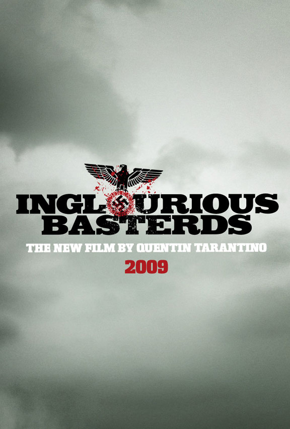 Inglourious Basterds Poster #2