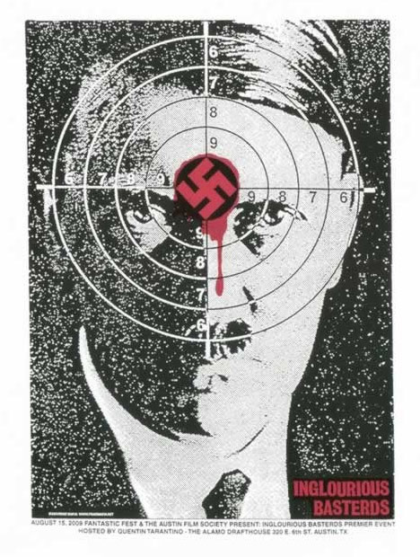 Inglourious Basterds Poster #21