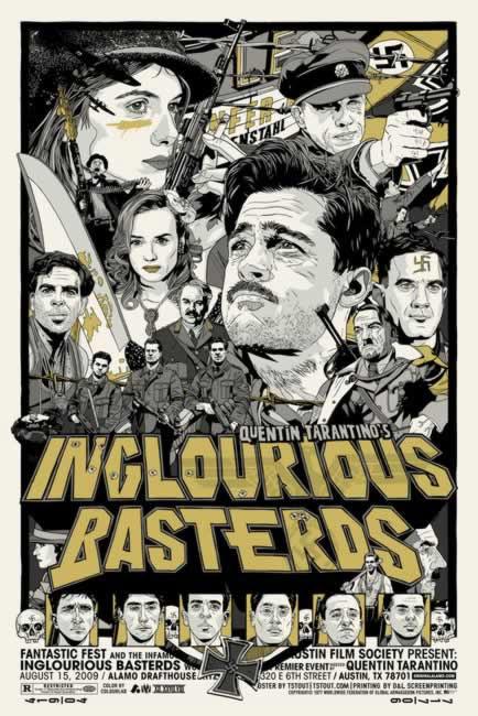 Inglourious Basterds Poster #22