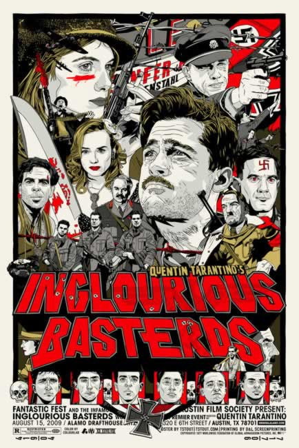 Inglourious Basterds Poster #23