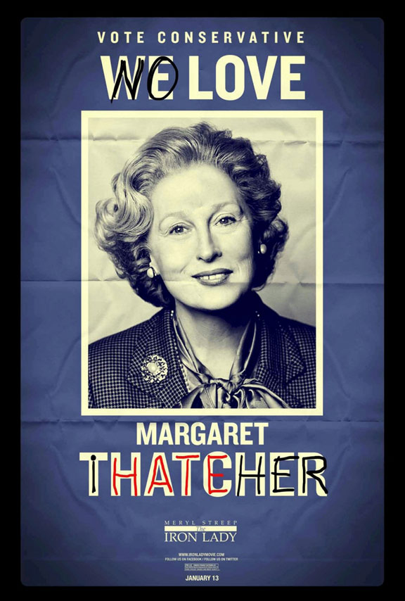 The Iron Lady Poster #5