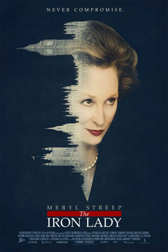 The Iron Lady Poster #1