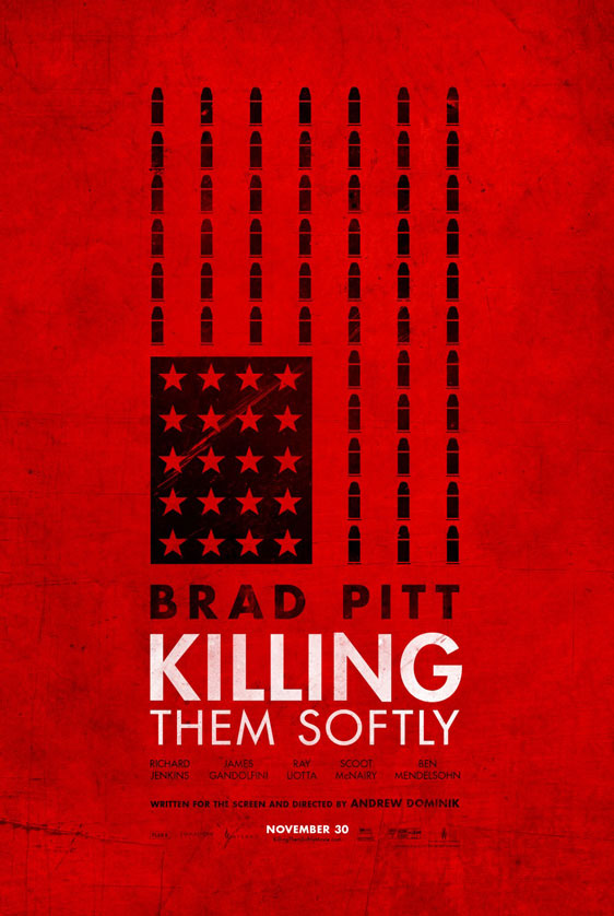 Killing Them Softly Poster #10