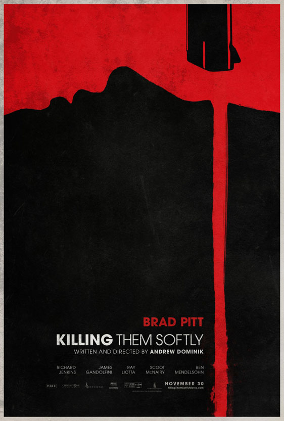 Killing Them Softly Poster #12
