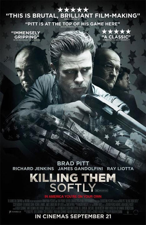 Killing Them Softly Poster #4