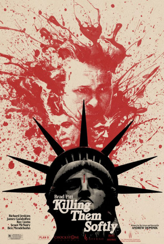 Killing Them Softly Poster #8