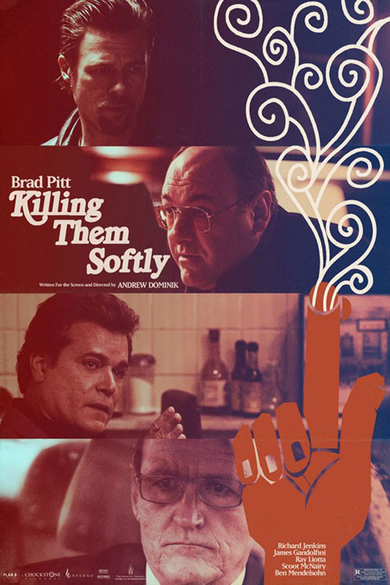 Killing Them Softly Poster #9