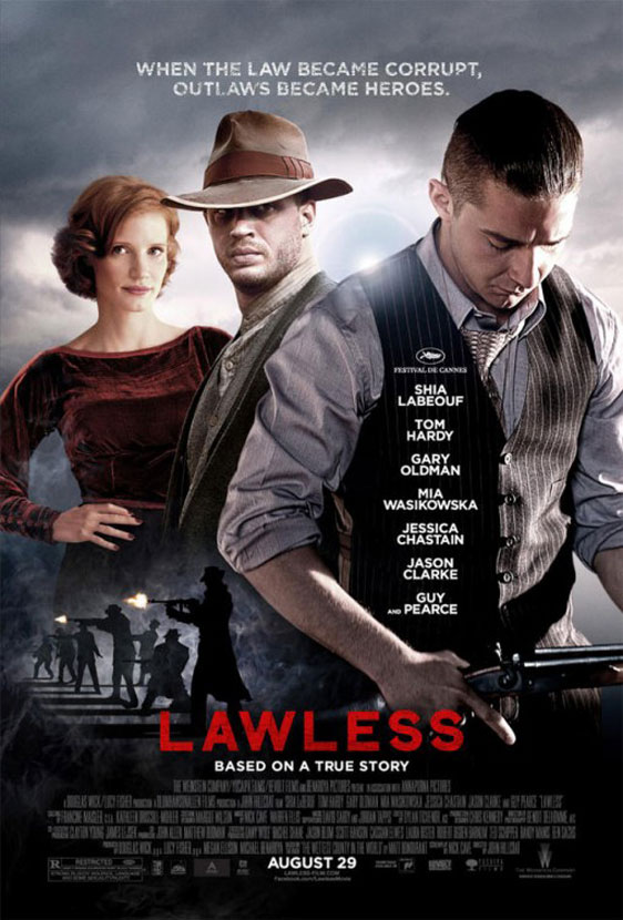 Lawless Poster #10