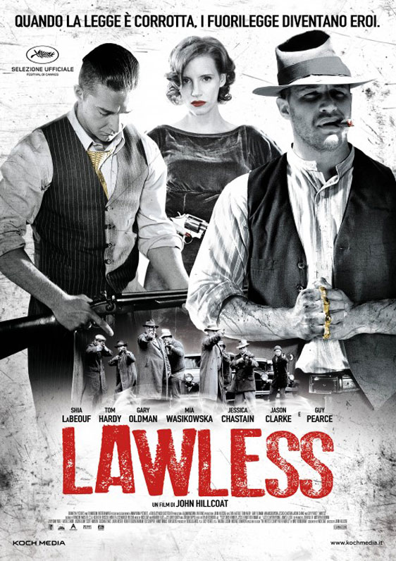 Lawless Poster #17