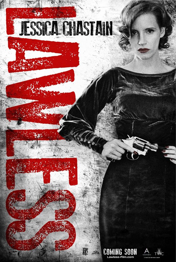 Lawless Poster #3