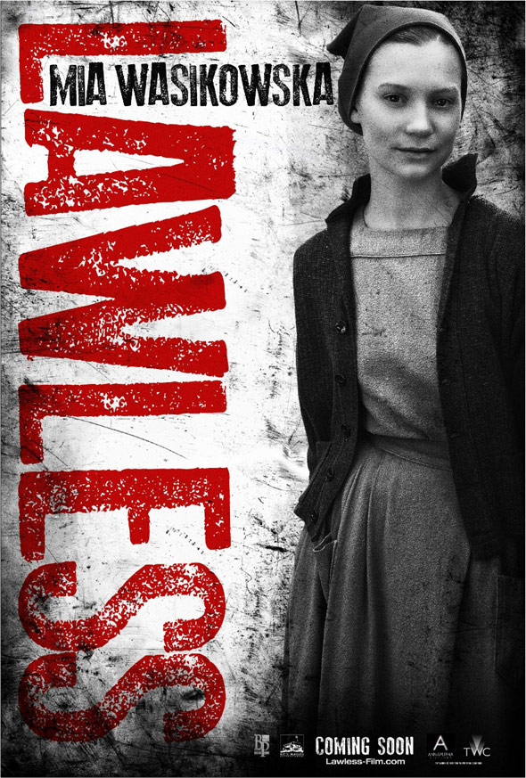 Lawless Poster #6