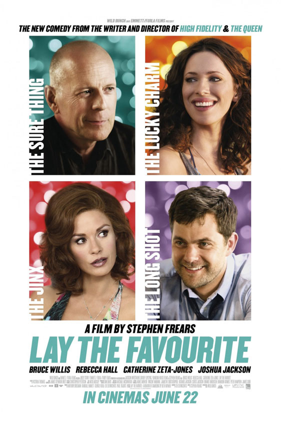 Lay the Favorite Poster #2