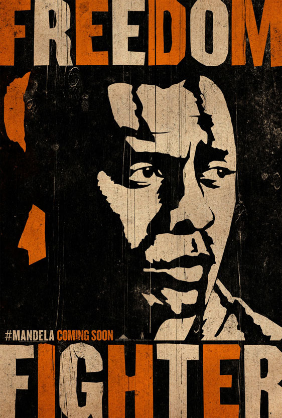 Mandela: Long Walk to Freedom Poster #2