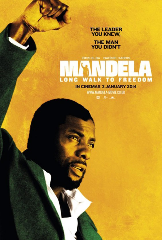 Mandela: Long Walk to Freedom Poster #4