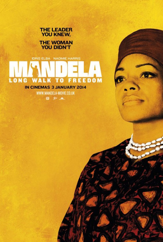 Mandela: Long Walk to Freedom Poster #5