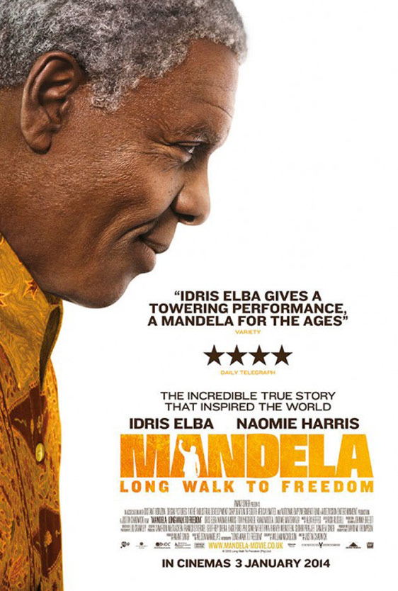 Mandela: Long Walk to Freedom Poster #6