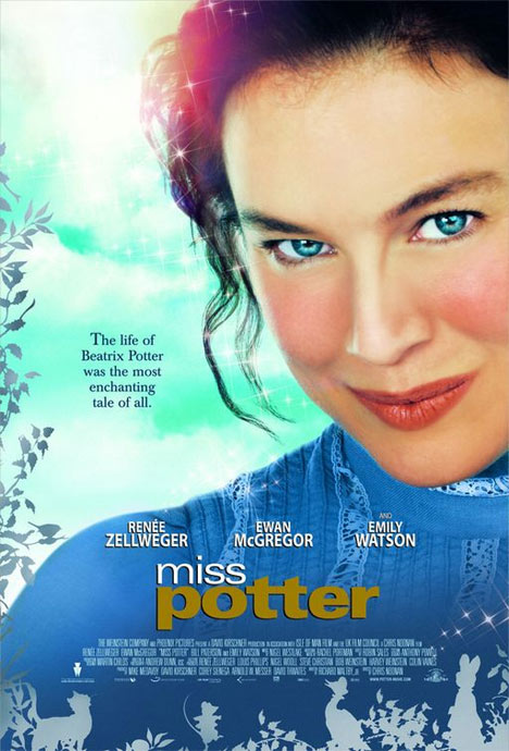 Miss Potter Poster