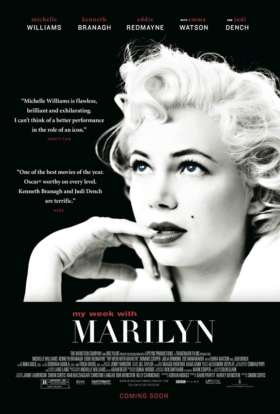 My Week with Marilyn Poster #2