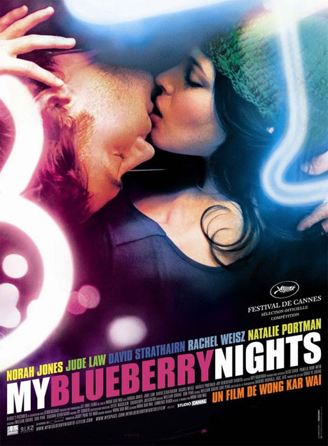 My Blueberry Nights Poster