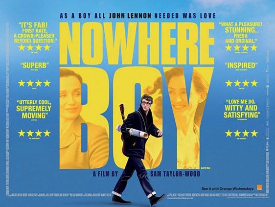 Nowhere Boy Poster #3