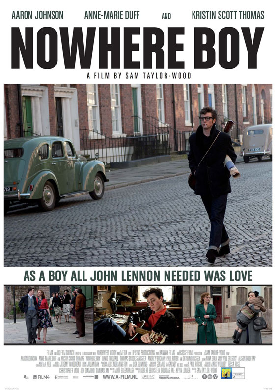 Nowhere Boy Poster #4